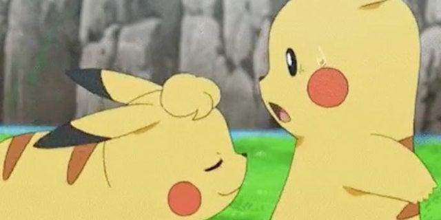 pikachu pokemon love