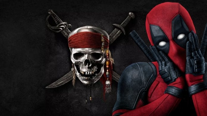 Pirates of the Caribbean Deadpool writers