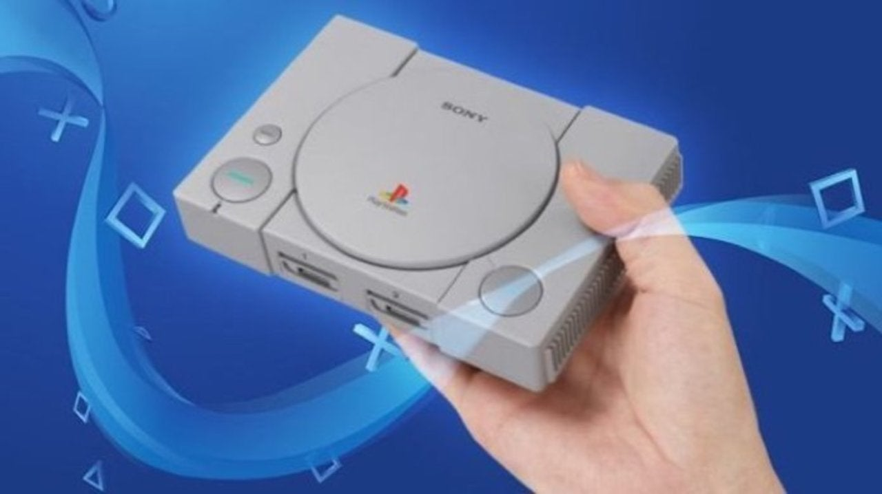 The PlayStation Classic $39.99 Deal is Back