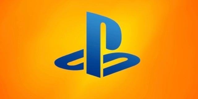 playstation logo orange