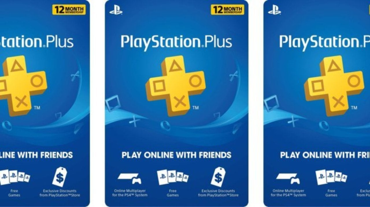 Save 25% on a One-Year PlayStation Plus Membership