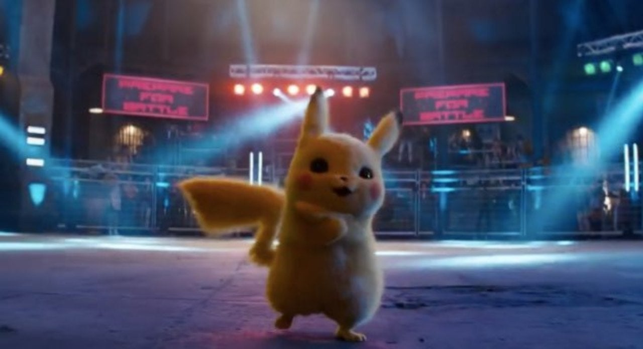 'Detective Pikachu' Makes One Huge Change from the Pokemon Games and Anime