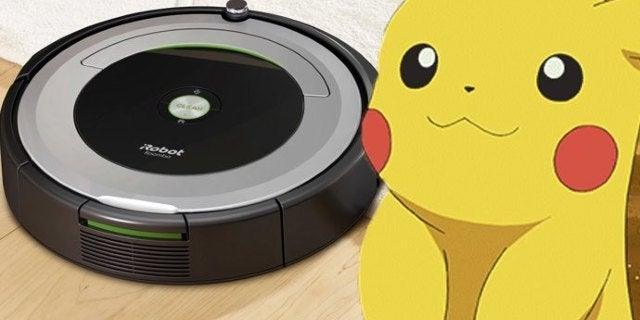 pokemon vacuum