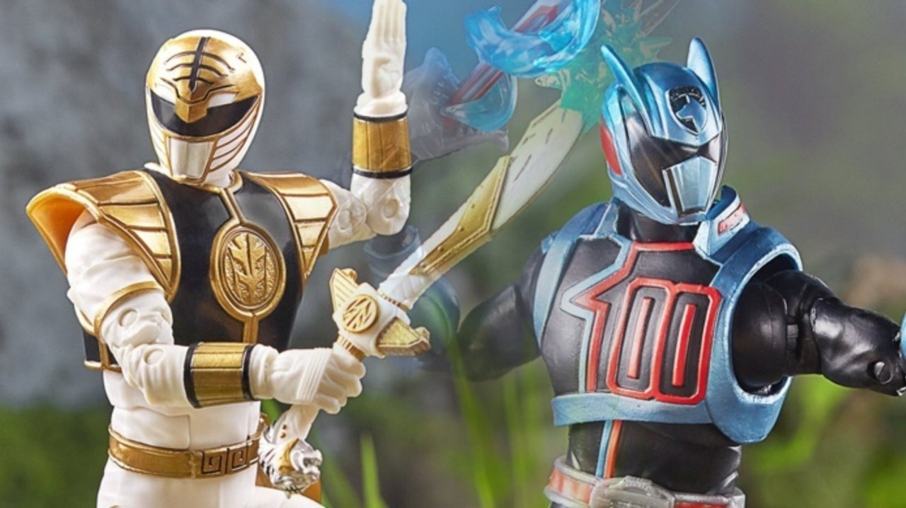 Power Rangers Hasbro S Lightning Collection Officially Revealed At