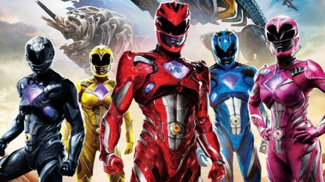 Power Rangers Movie to Reboot Again With New Cast After 2017 Flop