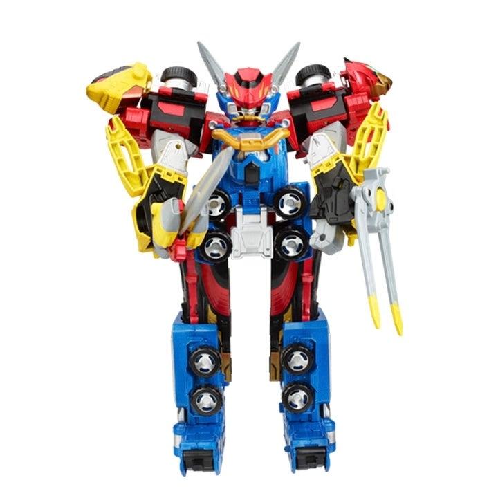 Power-Rangers-Playskool-Megazord-Combined