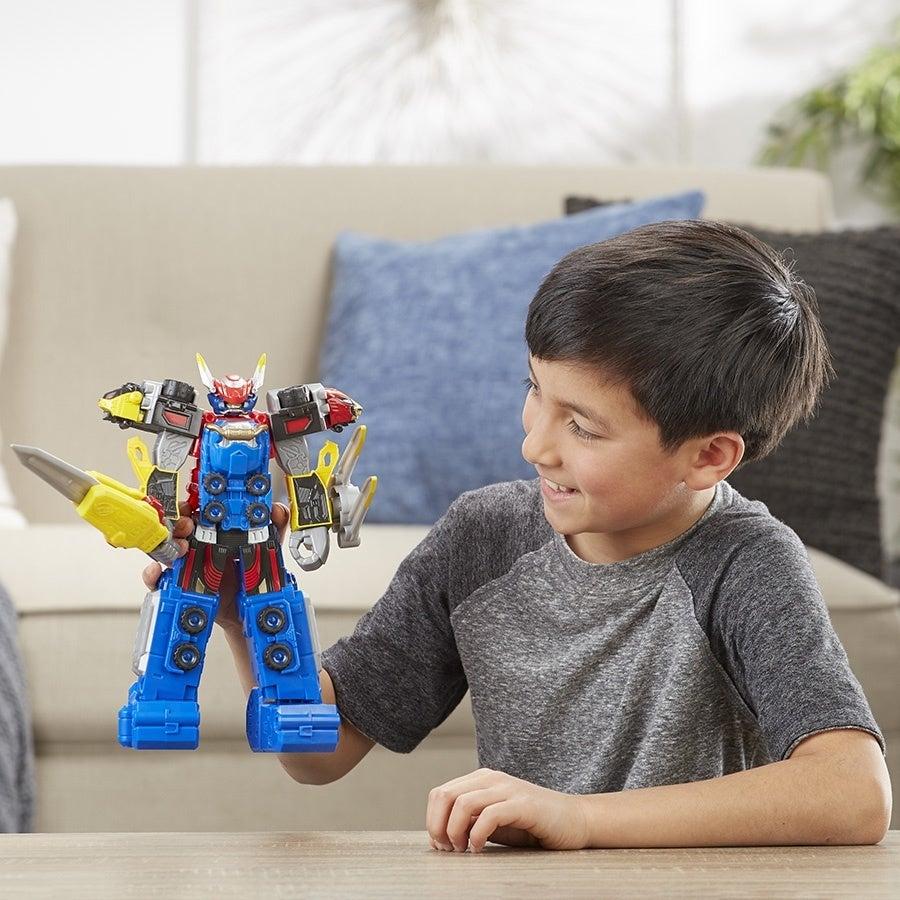 Power-Rangers-Playskool-Megazord-Play