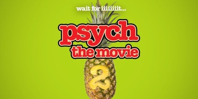 Psych: The Movie Lassie Come Home