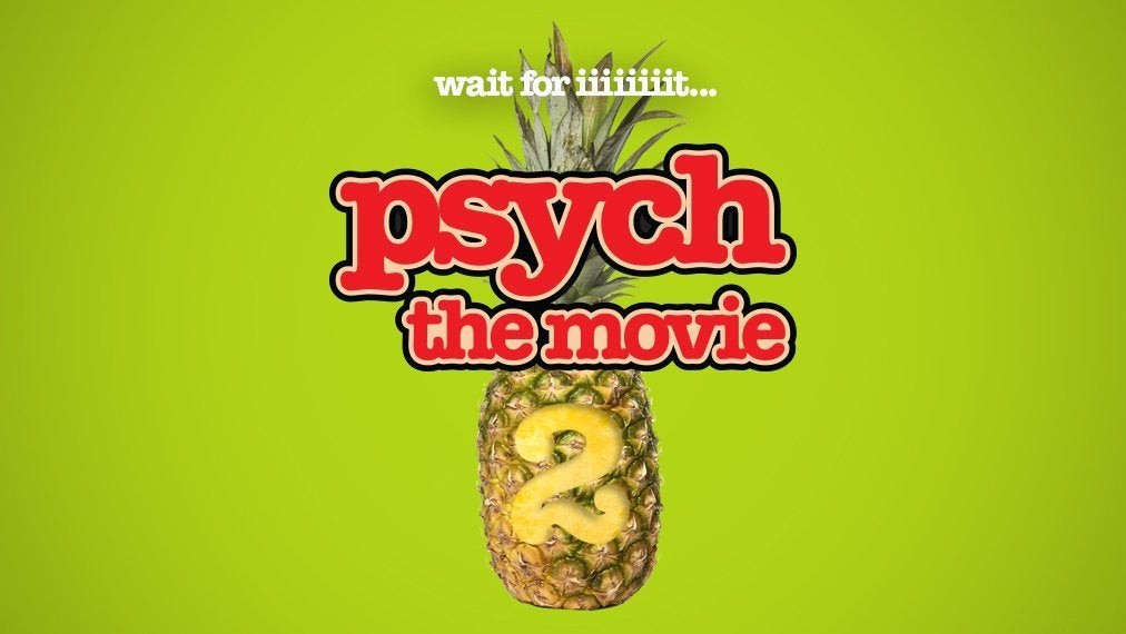 Psych the movie 2 announced