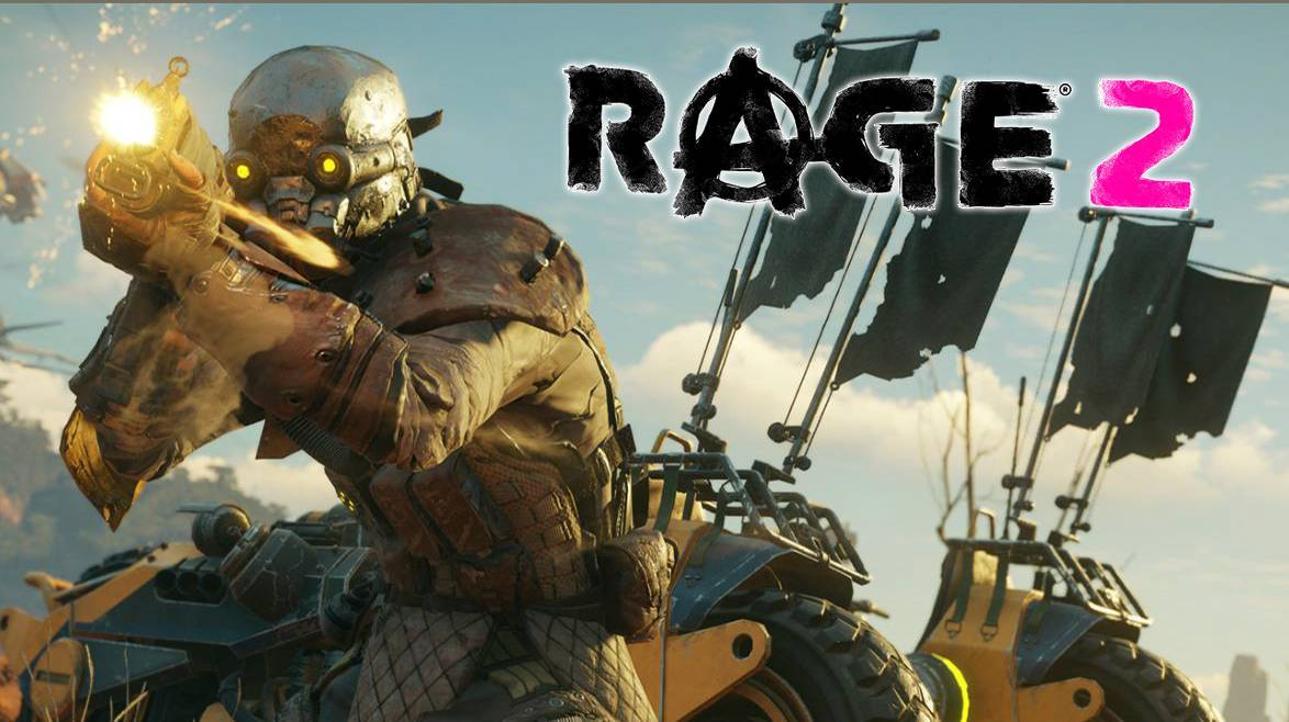 Rage 2 Bethesda Avalanche Studios id Software