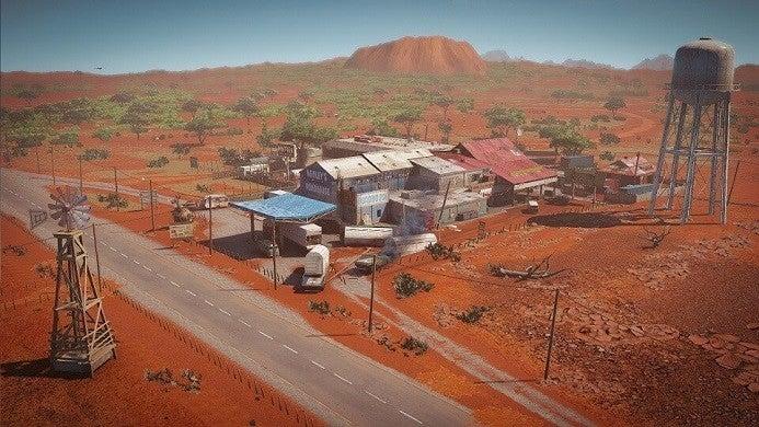 Rainbow Six Siege Outback