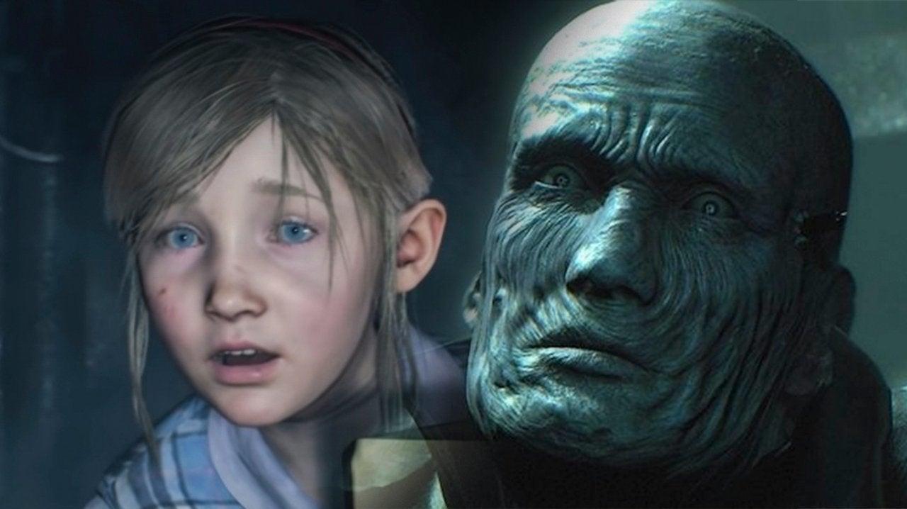 Resident Evil 2 Remake Capcom Mod Mr X Sherry Birkin