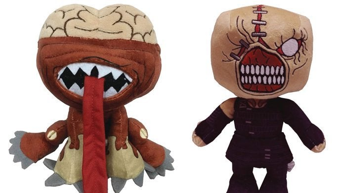 resident-evil-licker-and-nemesis-plush-top