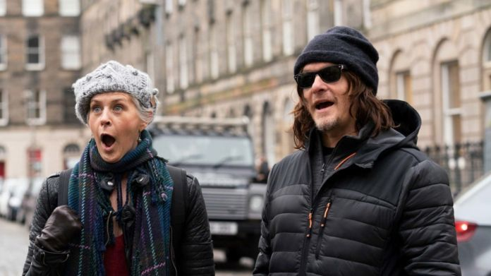 Ride With Norman Reedus Melissa McBride