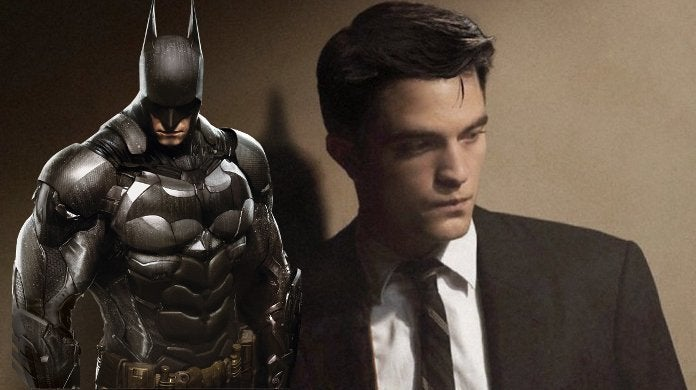 Robert Pattinson The Batman Ben Affleck