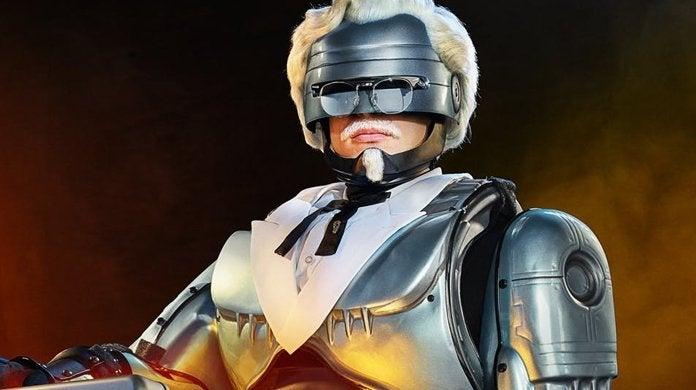 robocop kfc colonel sanders