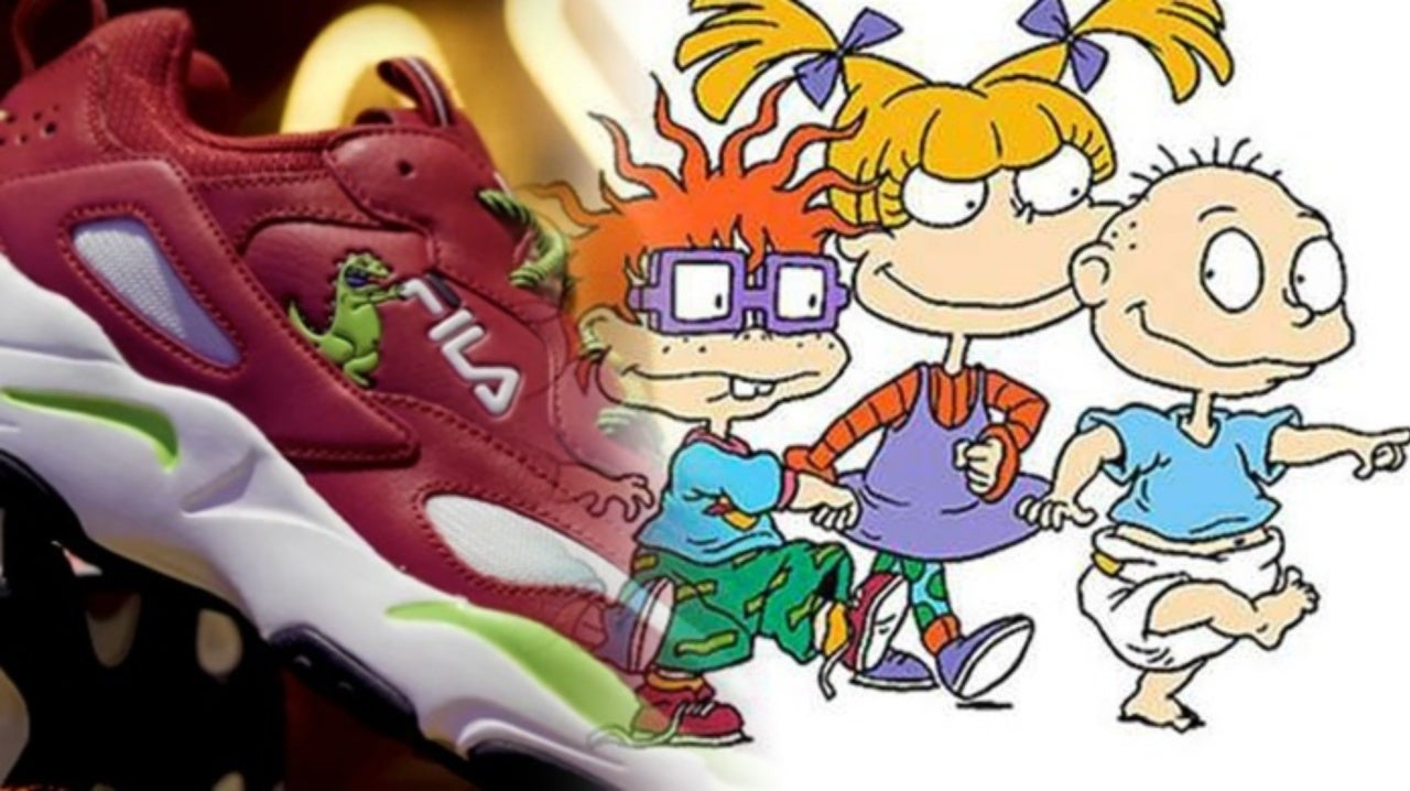 72de8147552  Rugrats  Footwear And Apparel Collection Launches At Champs Sports