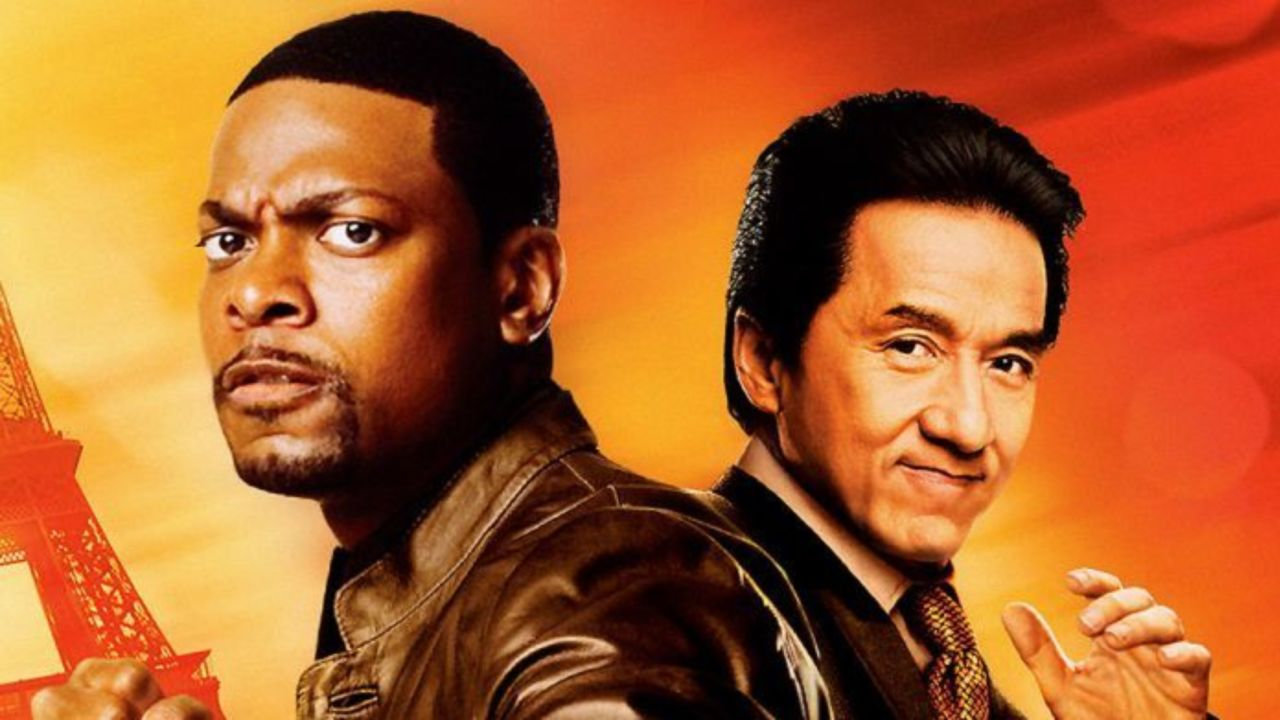 Jackie Chan and Chris Tucker Tease 'Rush Hour 4'