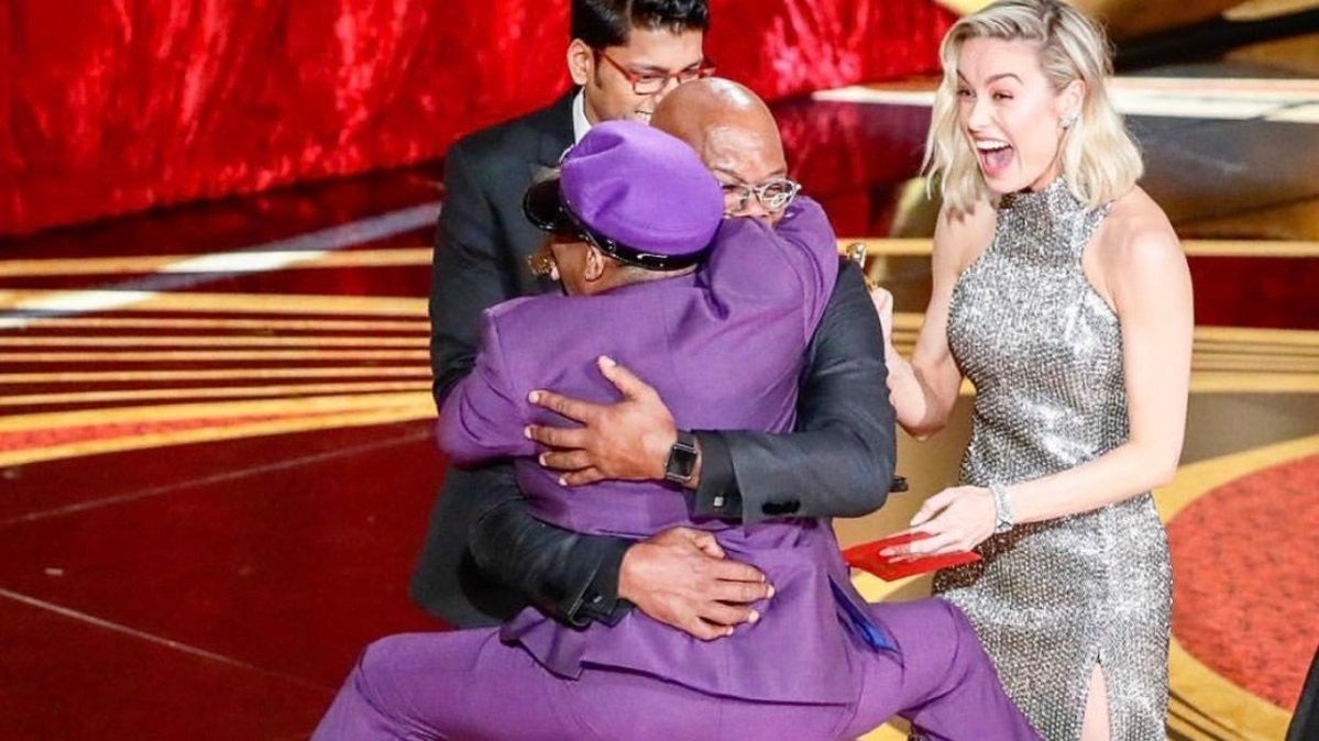 sam jackson spike lee oscars