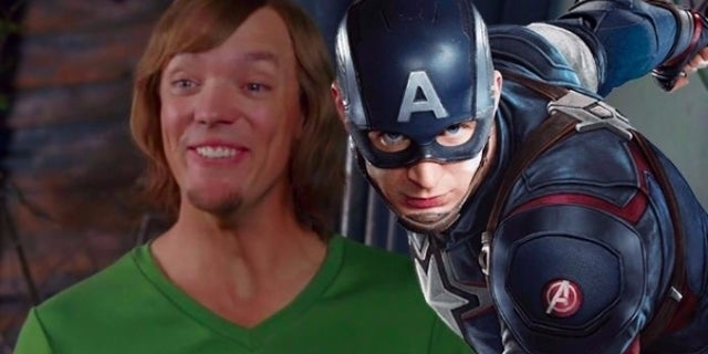 shaggy captain america