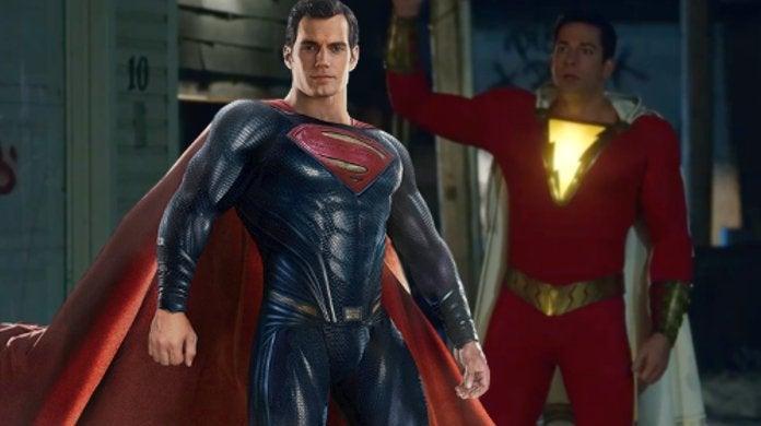 Shazam Sneak Peek Video Superman Reference