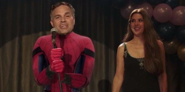 Spider-Man Far From Home Weird Trailer