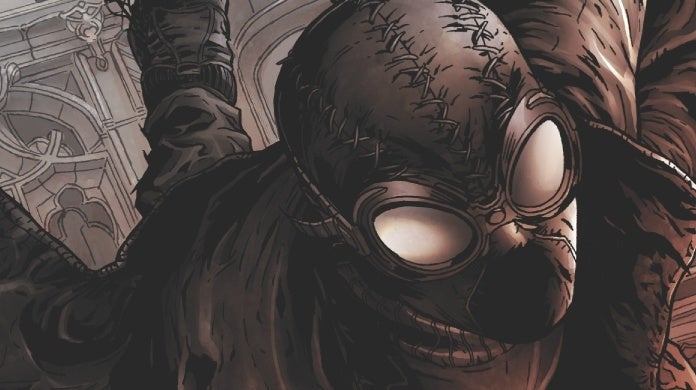 spider man noir the complete collection header