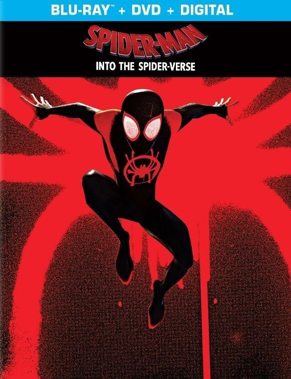 Spider Verse Best Buy