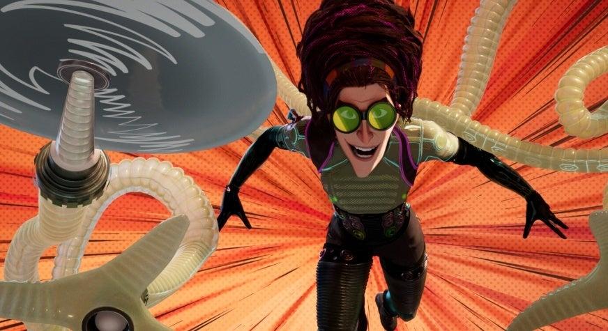 spider-verse doc ock