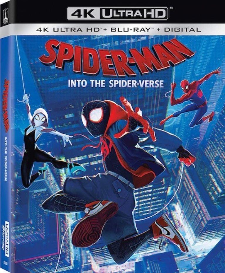 SpiderVerse 4K