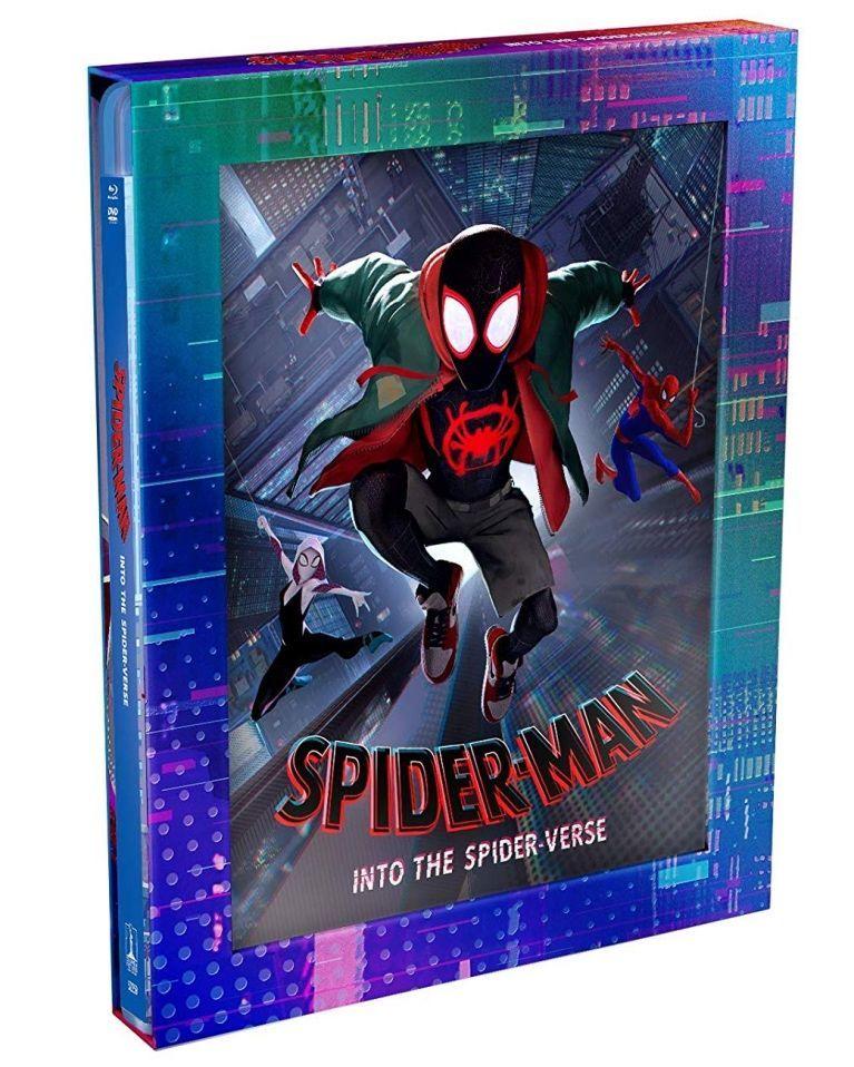 SpiderVerse Amazon