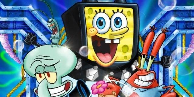 spongebob squarepants oscars 2019 parody posters