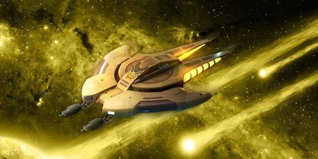 Star Trek Alien Domain Incursion