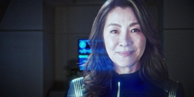Star Trek Discovery Holograms