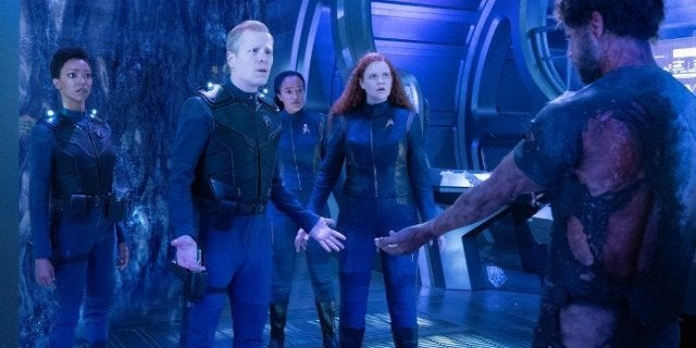 'Star Trek: Discovery' Hints at Time Travel