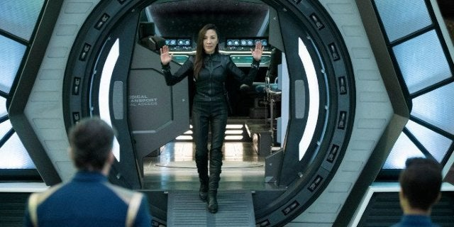 'Star Trek: Discovery' Redefines Section 31's Role Within Starfleet