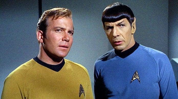 Star Trek Kirk Spock