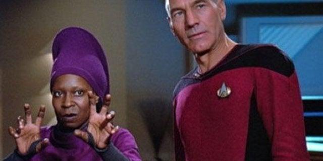 Star Trek Picard Guinan