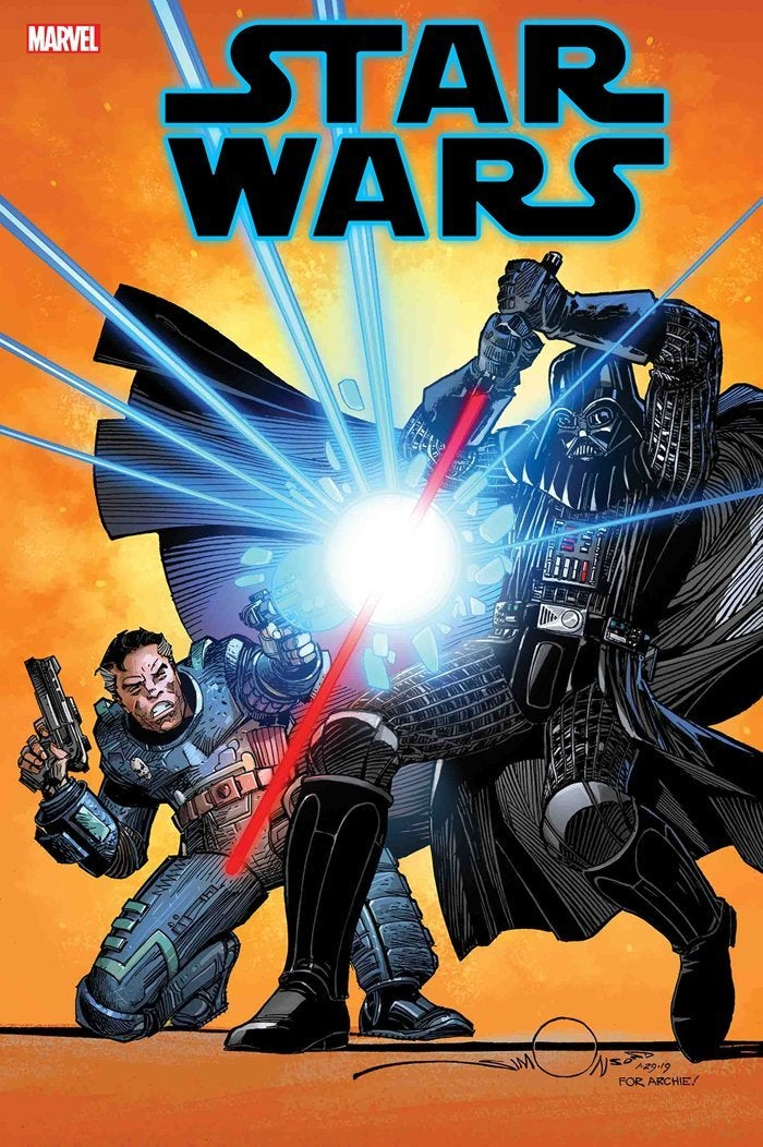 star wars 108 marvel comics cover