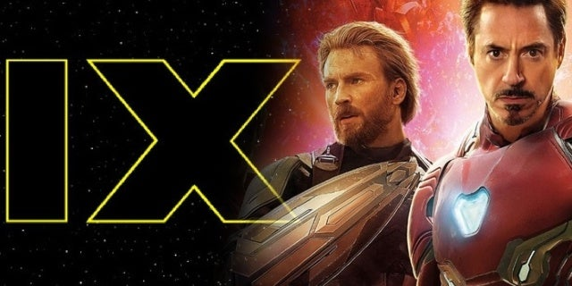 star wars episode ix trailer avengers endgame