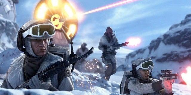 Star Wars Games Publishing Rights EA Disney