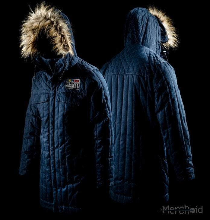 This Official 'Star Wars' Han Solo Hoth Replica Jacket is Actually Affordable