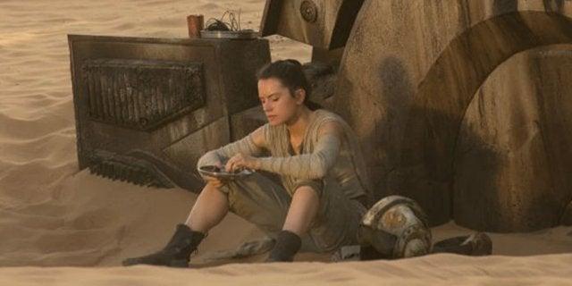 star wars the force awakens rey jakku