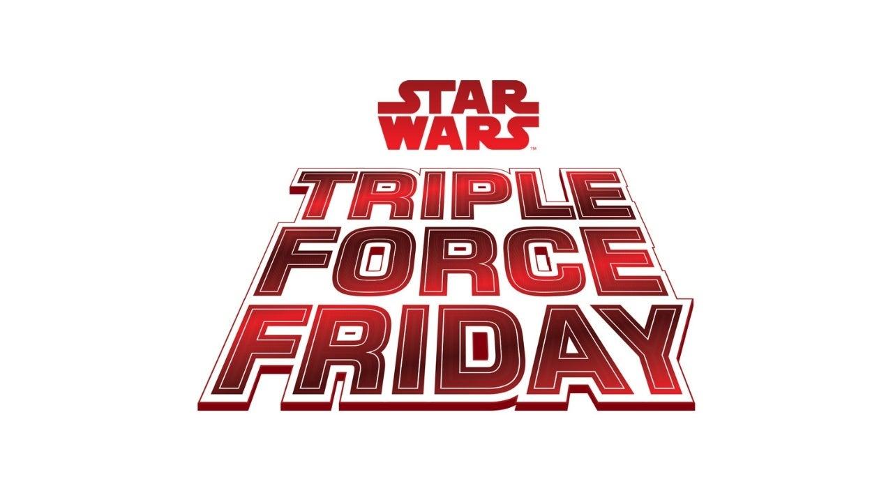 star wars triple force friday logo