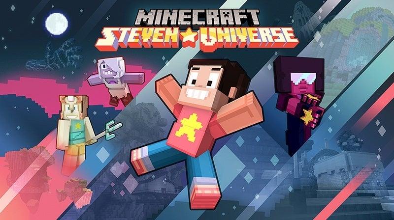 Steven Universe Minecraft Mash Up Pack