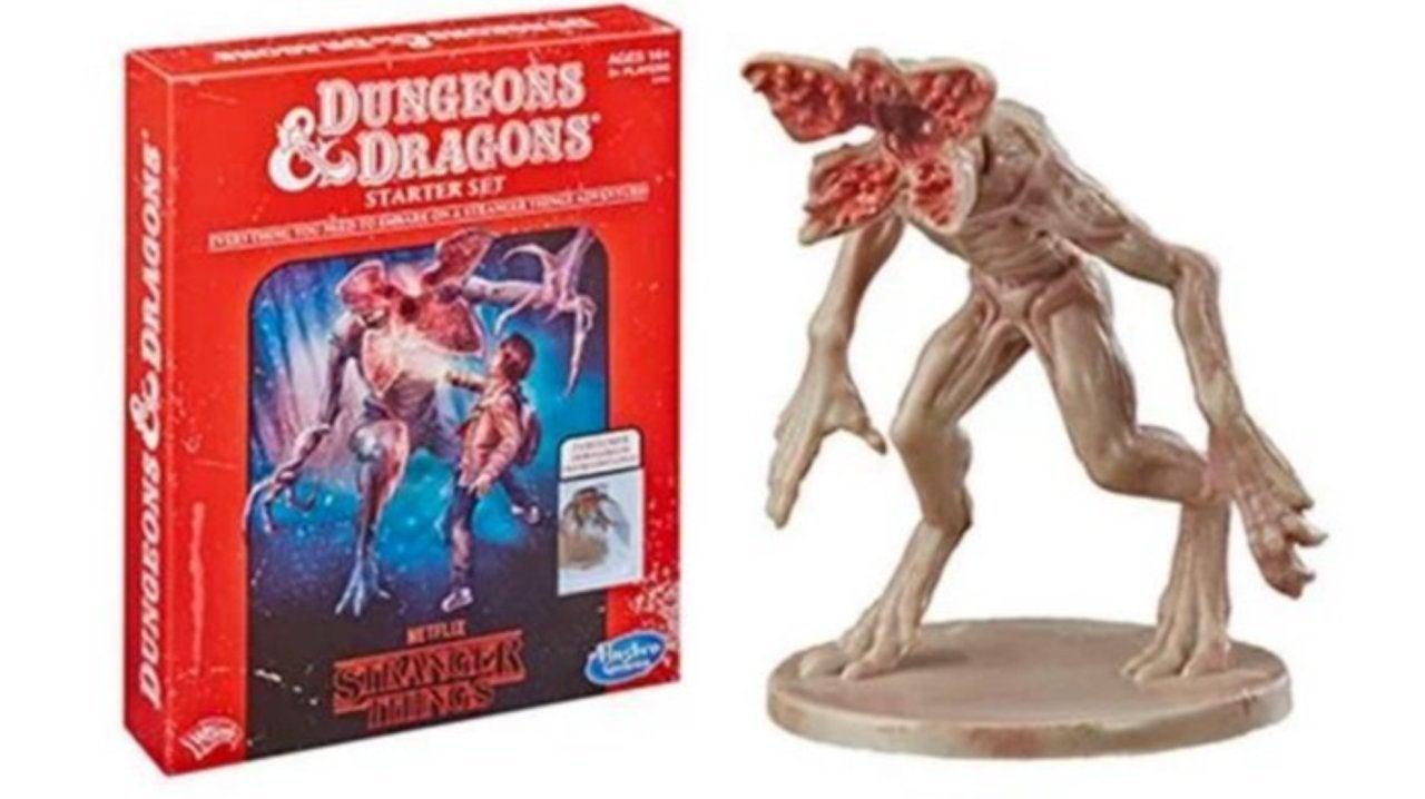 'Stranger Things' Dungeons & Dragons Starter Set Plays Mike Wheeler's Adventure