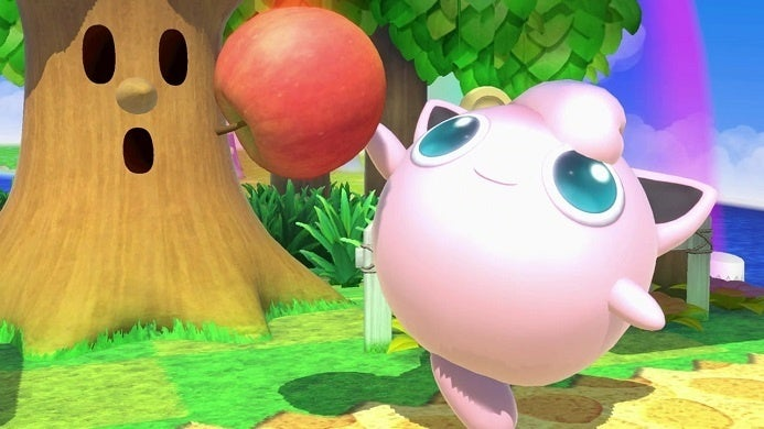 Super Smash Bros Ultimate Jigglypuff