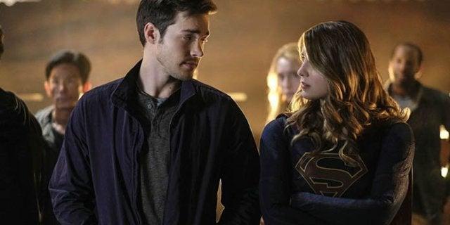 supergirl benoist engaged