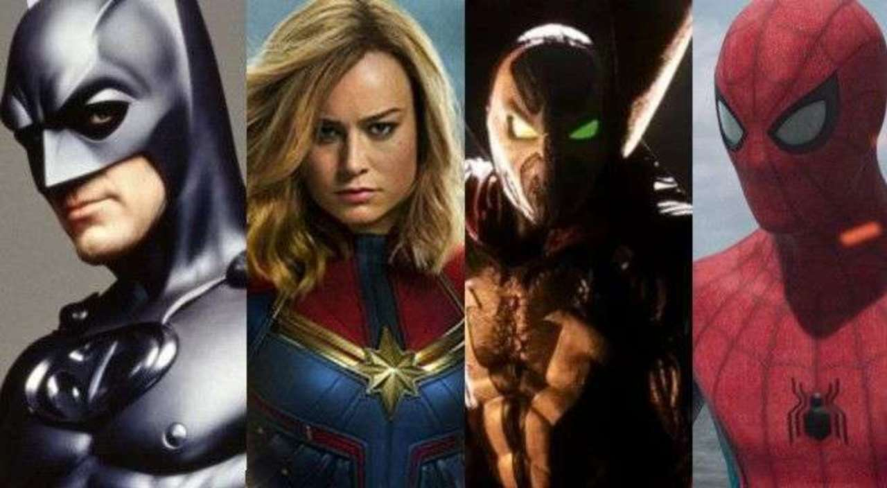 Ranking The 50 Most Important Superheroes Ever