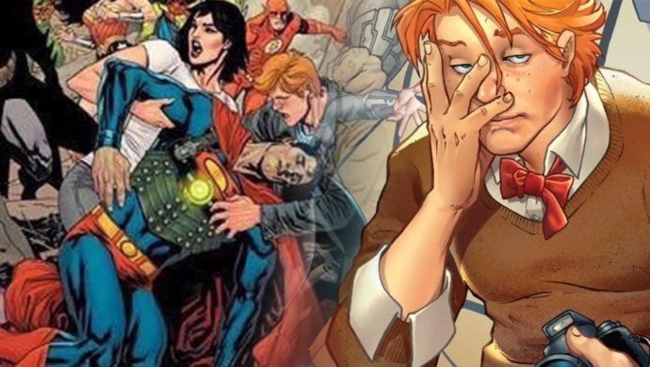 DC Announces Jimmy Olsen Series by Matt Fraction and Steve Lieber